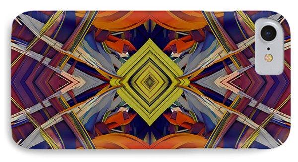 Boldness Of Color Phone Case by Deborah Benoit