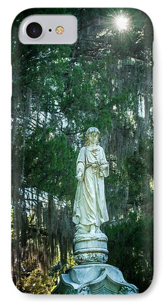 Bonaventure Angel IPhone Case by Mark Andrew Thomas