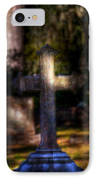 Bonaventure Cross IPhone Case by Mark Andrew Thomas