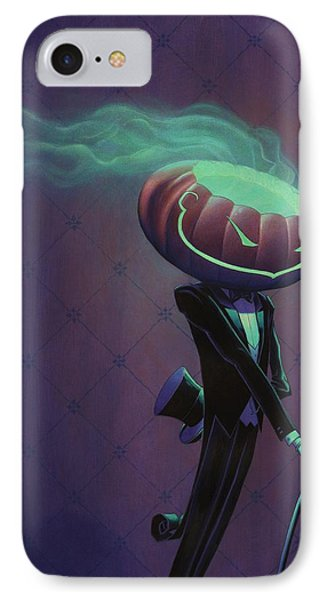 Mister Jack IPhone Case by Richard Moore