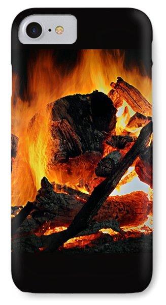 Bonfire  Phone Case by Chris Berry