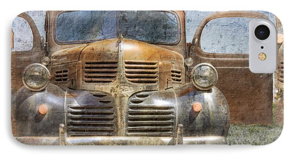 Bonnie And Clyde Phone Case by Debra and Dave Vanderlaan