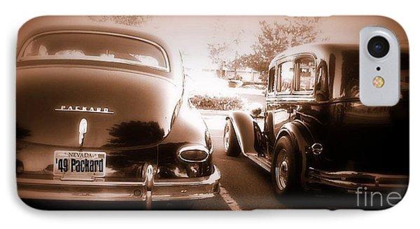 Bonnie N' Clyde IPhone Case by Bobbee Rickard
