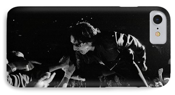 Bono 051 Phone Case by Timothy Bischoff