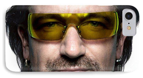 Bono  IPhone Case