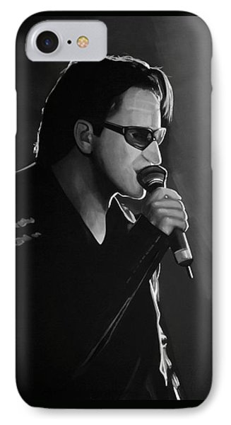 Bono IPhone Case by Meijering Manupix