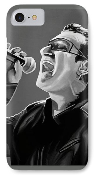Bono U2 IPhone Case by Meijering Manupix