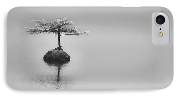 Bonsai At Fairy Lake Phone Case by Carrie Cole