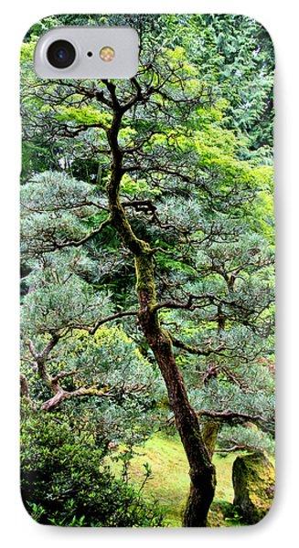 Bonsai Tree IPhone Case by Athena Mckinzie