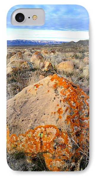 Book Cliffs 12 IPhone Case by Ray Mathis