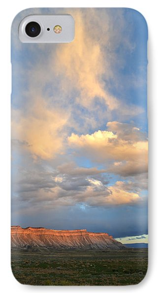Bookcliffs 170 IPhone Case by Ray Mathis