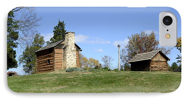 Booker T. Washington Birthplace - Virginia IPhone Case by Brendan Reals