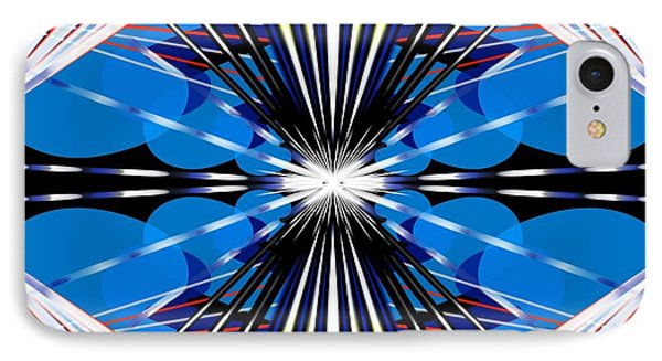IPhone Case featuring the digital art Boomerang by Brian Johnson