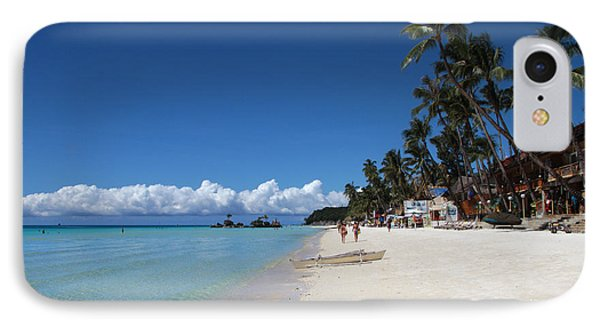 Boracay Beach IPhone Case