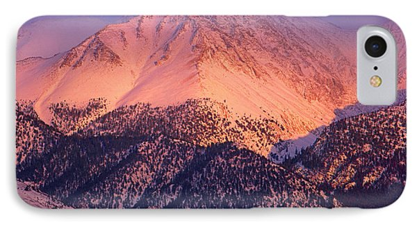 Borah Peak  IPhone Case
