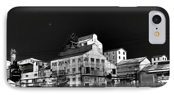 Borax Building  Trona Ca IPhone Case
