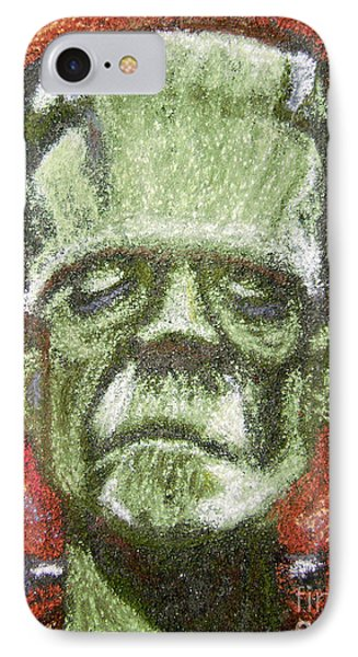 Boris Karloff Phone Case by Seamus Corbett