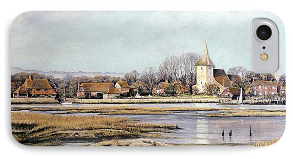 Bosham Harbour Phone Case by Rosemary Colyer