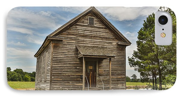 Bostick School House IPhone Case
