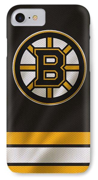 Boston Bruins Uniform IPhone Case
