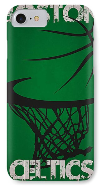 Boston Celtics Hoop IPhone Case
