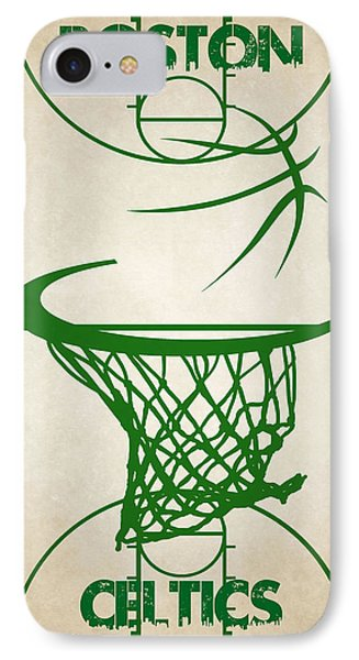 Boston Celtics Court IPhone Case