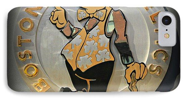 Larry Bird iPhone 7 Case - Boston Celtics by Stephen Stookey