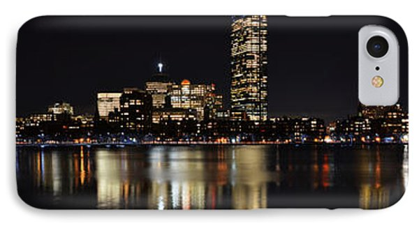 Boston Charles River Panorama IPhone Case by Toby McGuire