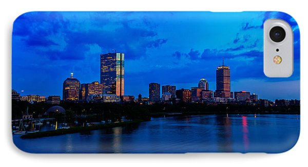 Boston Evening IPhone Case by Rick Berk