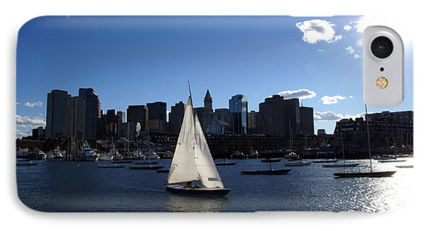 Boston Harbor IPhone Case