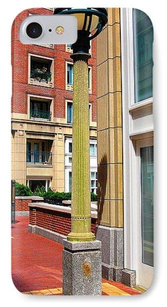Boston Interior IPhone Case by Oleg Zavarzin
