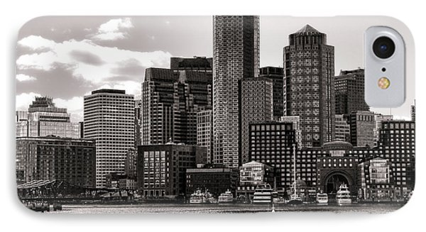 Boston IPhone 7 Case by Olivier Le Queinec