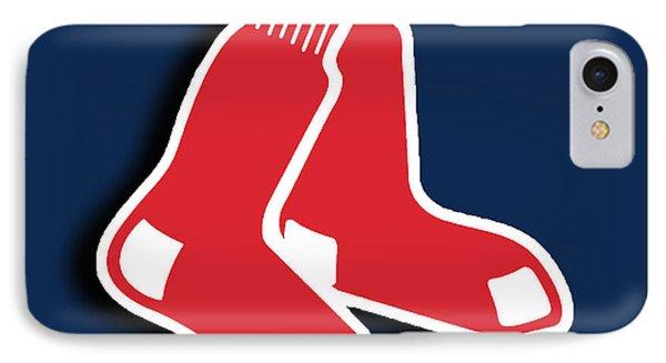 Boston Red Socks Phone Case by Tony Rubino