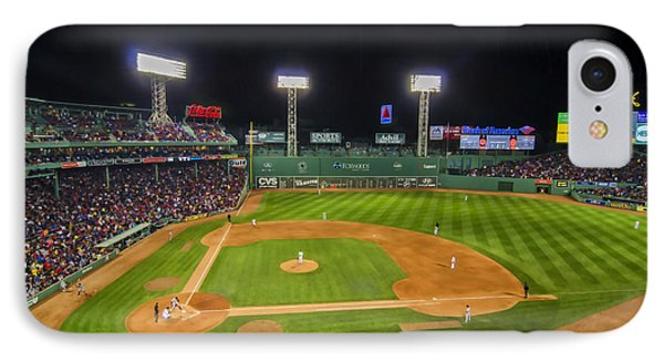 Boston Red Sox And New York Yankees At Fenway Park Art
