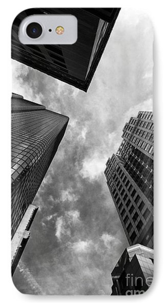 Boston Rising IPhone Case