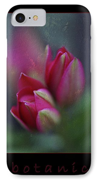 IPhone Case featuring the photograph Botanic by Annie Snel