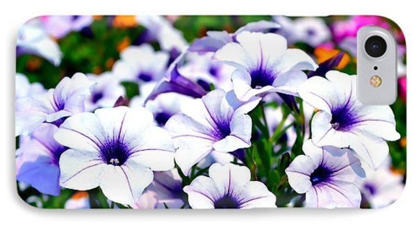 Botanical Medley IPhone Case by Deena Stoddard