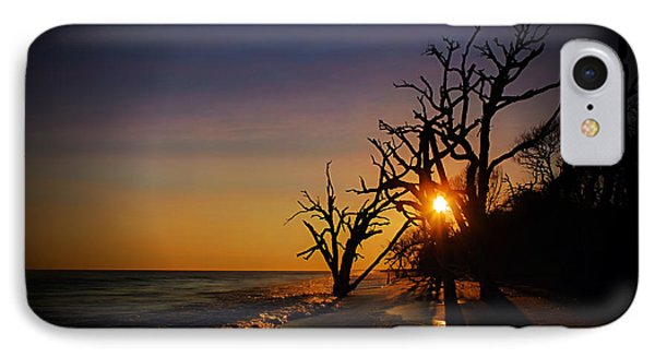 Botany Bay IPhone Case by Jessica Brawley