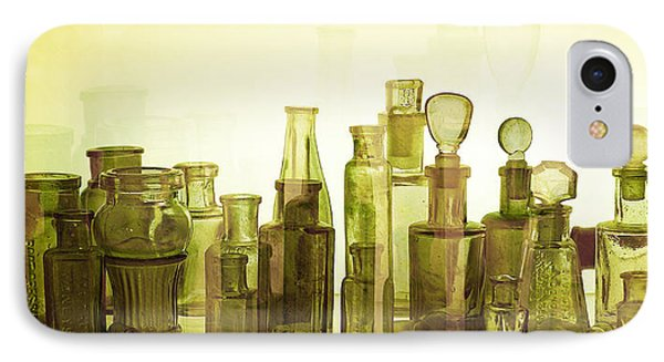 Bottled Light IPhone Case by Holly Kempe