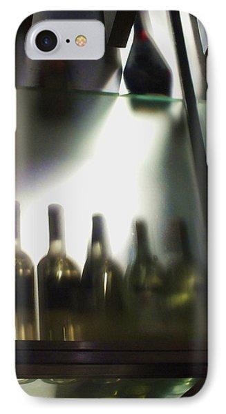 Bottles II Phone Case by Anna Villarreal Garbis