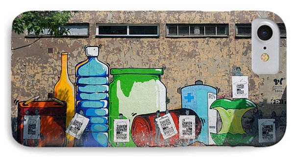 Bottles  Phone Case by Kees Colijn