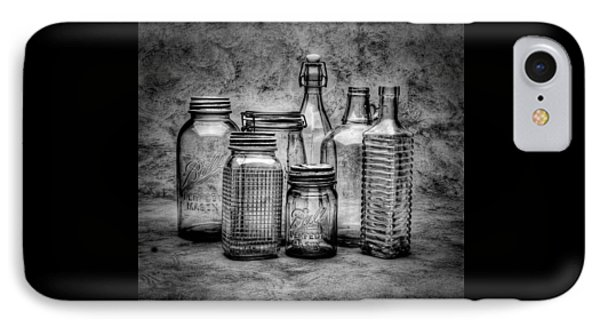 Bottles Phone Case by Timothy Bischoff