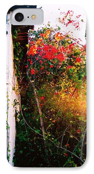 IPhone Case featuring the digital art Bougainvilla  by Kara  Stewart