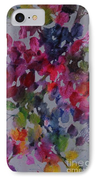 Bougainvillea IPhone Case by Michelle Abrams
