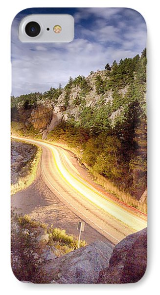 Boulder Canyon Beams Of Light Phone Case by James BO  Insogna