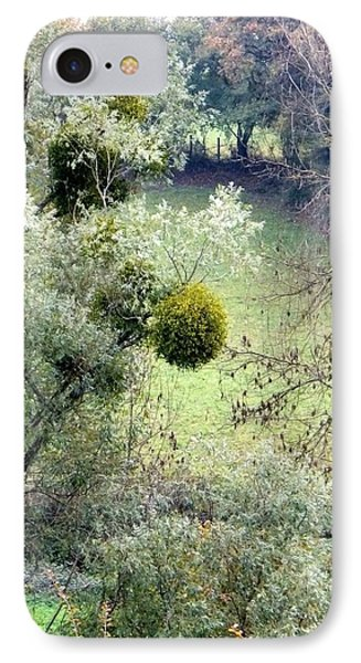 Mistletoe Ball IPhone Case