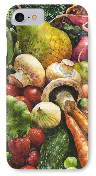 Bountiful IPhone 7 Case by Anne Gifford