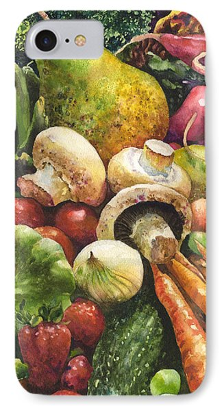 Bountiful IPhone Case by Anne Gifford