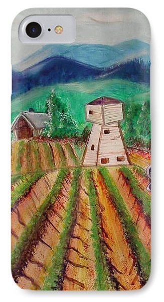 Bountiful Harvest IPhone Case by Carol Duarte