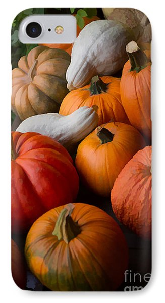 IPhone Case featuring the photograph Bountiful Harvest by Michael Flood